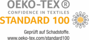 Zertifikat Oeko Tex